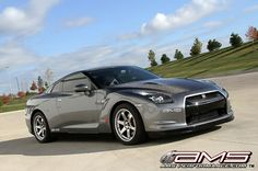 Tim Sanders 2009 AMS Alpha 10 Nissan GT-R by AMS Performance. Click to view more photos and mod info.