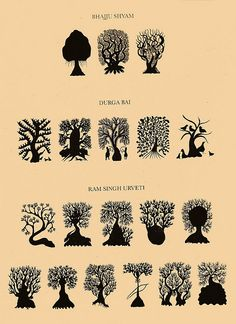 The Night Life of Trees.