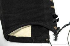 Antigüedades: Trajde hombre. Completo: calzón, chaleco y chaqueta. - Foto 12 - 57919892