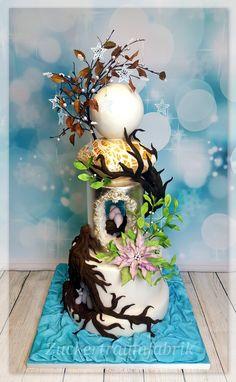Wedding Cake Winterwonderland