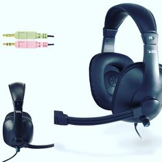 df5a9371458 Headset, Acoustic, Plugs, Cyber, Computers, Spotlight, Headphones, Pc,  Range. Encore Data Products