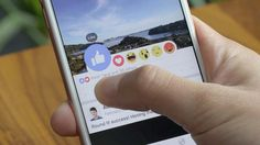 #New #Facebook #Reactions With Redesigned #Like_Button