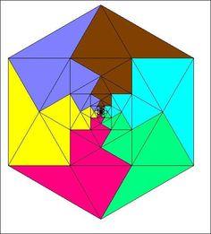 Spidrons d'hexagone - le blog polyspidrons