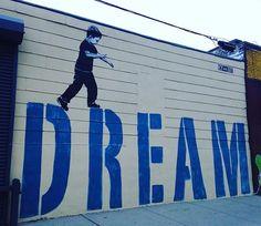 """""""DREAM""""....Brooklyn @icyandsot"""
