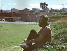 Jim Morrison in his adidas sneakers