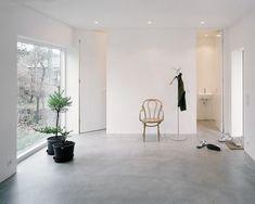 Minimal living space. Villa Älta by Johannes Norlander Arkitektur. © Rasmus Norlander.