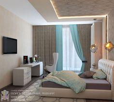 Дизайн интерьера спальни - Страница №8