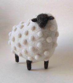 mouton par Wooolsculpture sur Etsy