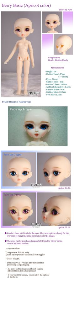 BJD from Hujoo