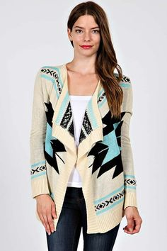 Gorgeous Fall Cardigan