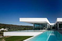 Villa Escarpa, near the village of Praia da Luz, in the district of Lagos, Algarve, in the South of Portugal