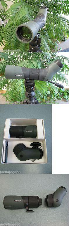 Spotting Scopes 31715: Swarovski Spotting Scope Atx Modular Eyepiece With 65Mm Objective **Awesome** -> BUY IT NOW ONLY: $3398 on eBay!