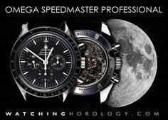 "Omega Speedmaster Professional ""Moon Watch"""