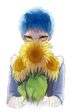 Akatsuki no Yona / Yona of the dawn anime and manga || Shin ah blue dragon Seiryuu <3