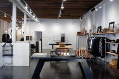 The Best Store Openings Of 2011—So Far! #refinery29  http://www.refinery29.com/the-best-store-openings-of-2011-so-far#slide-9   Rand and StatlerOpened: April  The third property (after Azalea and Welcome Stranger) in Catherine Chow and Corina Norimba's mini retail empire, new shop Rand and Statler is both a men's and women's boutique like Azalea, but with a slightly more mature edge, stocking the likes of A.P.C., Acne, Rachel Comey, Helmut Lang, and MM6. Look out for childrenswear ...