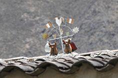 Roof ornament, Peru