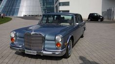 Elvis Presley is said to have ordered two Mercedes-Benz 600s, one to be kept in Memphis, the other i... - Associated Press