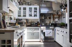 Where We Cook: Caroline & Jeffrey's Elegant California Kitchen