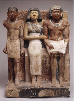 Ancient aliens 704602304182989316 - Statue of Seked-kaw His Wife and Their Son The charm of this… Source by antraniktutundjian Ancient Aliens, Ancient History, Ancient Egyptian Costume, Egypt Museum, Cairo Museum, Ancient Beauty, Black History, European History, Ancient Artifacts