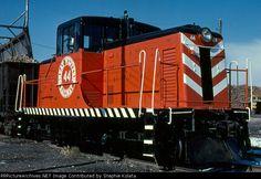 GWR 44(44Tonner) Photo Date: 6/15/1988 Location: Loveland, CO Author: Stephie Kolata