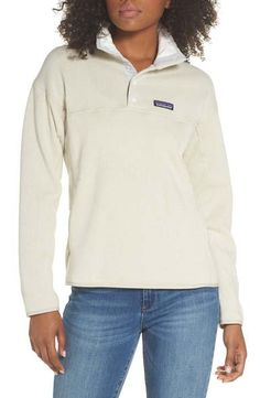 Shop a great selection of Patagonia Lightweight Better Sweater Marsupial Fleece Pullover. Find new offer and Similar products for Patagonia Lightweight Better Sweater Marsupial Fleece Pullover. Fleece Pullover, Hooded Sweater, Patagonia Pullover, Pullover Design, Nordstrom Anniversary Sale, Cool Sweaters, Women's Summer Fashion, Active Wear For Women, Feminine Style
