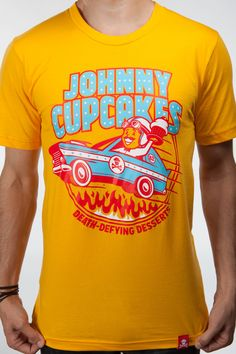 Johnny Cupcakes- Stunt Man