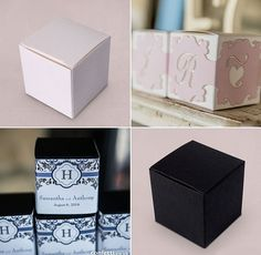 12 best diy wedding favour boxes uk images on pinterest favour do it yourself wedding favour ideas 2014 confetti 2015 2016 http junglespirit Images