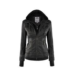 Black Veil Brides Clothing, Shoes Jewelry ($49) ❤ liked on Polyvore featuring jackets