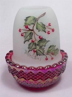 MOSSER-Fairy-Glimmer-Light-Lamp-with-Hand-Painted-Holly-Branch-Red-Carnival-Base