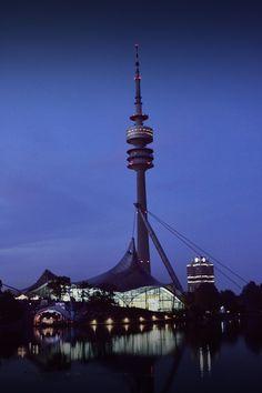 Theatron & Fernsehturm - Olympiapark
