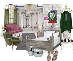 """""""Picasso Girl"""" by accentrique on Polyvore"""