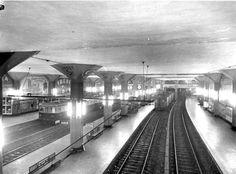 CPTC - Metro de Barcelona - Galería imágenes estaciones Metro