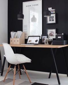 30 Minimal Workspaces That You'd Love In Your Own Home | UltraLinx