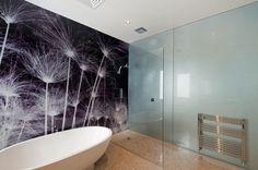 Bendigo Main Bathroom   printed glass splashbacks - Paul.