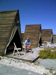 Paternoster Beach camp Beach Camping, Outdoor Furniture, Outdoor Decor, Sun Lounger, South Africa, Outdoors, Adventure, Country, Places