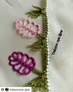 Needle Lace, Instagram Repost, Needlework, Diy And Crafts, Brooch, Crochet Stitches, Hand Embroidery, Punch Needle, Tejidos