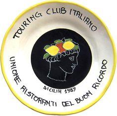TCI / Unione Ristoranti del Buon Ricordo: Sicilia 1989
