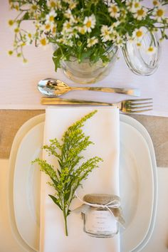 The hand made weddind favor was an adorable jar with traditional greek wedding candy called koufeta #weddingfavors See more http://www.love4wed.com/greek-island-wedding-kea/