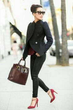 Casual..red