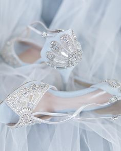 Blue Wedding Shoes Luxury Bridal Shoes, Wedding Shoes & Bridal Accessories | Emmy London