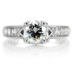 1 Ct Engagement Rings Sets On Hand 14