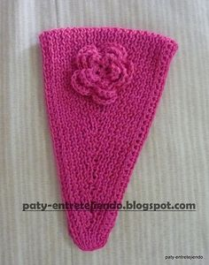 Bandas Para el pelo (Vinchas) tejidas a 2 agujas - Taringa! Teddy Bear Knitting Pattern, Knitting Patterns, Knitted Headband, Knitted Hats, Ear Warmers, Diy Projects To Try, Plant Hanger, Headbands, Album