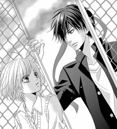 Otoko no ko ni toriko. Romantic Manga, Manga Couple, Manga Pages, Manga To Read, Side View, Shoujo, Paradise, Novels, Anime