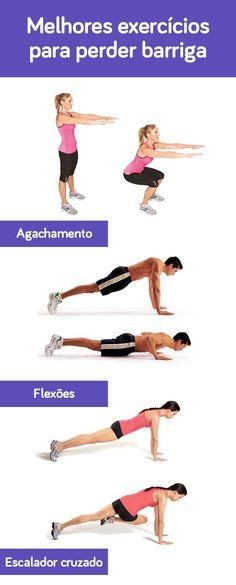 Melhores Exercícios Para Perder Peso em Casa! #perderpeso #emagrecer #exerciosparaperderpeso #saúde #comoperderpeso #comoemagrecer