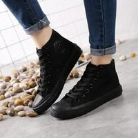 Men Canvas Sneakers Lovers Comfortable Shoes Flats Casual Women Red Wh – Mesh-shoe All Black Sneakers, High Top Sneakers, Canvas Sneakers, Types Of Shoes, Lace Up Shoes, Comfortable Shoes, Casual Shoes, Walking Shoes, Ebay