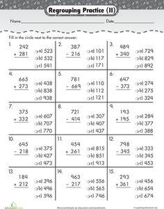 Triple Digits! 3-Digit Addition & Subtraction