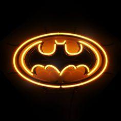 batman (neon) // taken with iphone by chris darmon