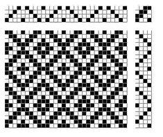 Inkle Weaving, Tablet Weaving, Paper Weaving, Weaving Textiles, Hand Weaving, Basket Weaving Patterns, Tapestry Loom, Weaving Designs, Mosaic Patterns