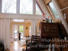 What Makes a Good Vacation Rental? Tips for renters and owners from This Is My… Vacation Home Rentals, Cabin Rentals, Thing 1, Beach Condo, Beach House, Rental Decorating, Rental Property, Income Property, Best Vacations