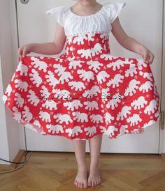 Kleid Elodie (Farbenmix)
